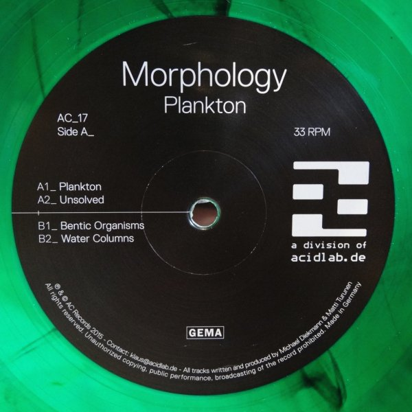 Morphology ‎– PlanktonAC_17