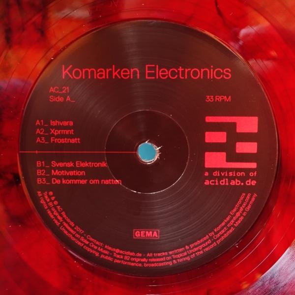 Komarken Electronics